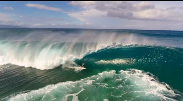 pipe-surf-drone
